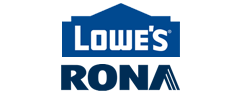 Lowes - Rona Approved Installer